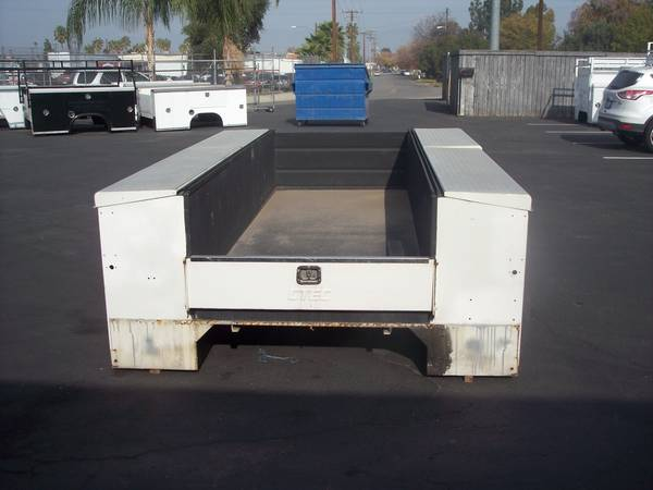 Utility Truck Beds For Sale >> Used Body Sales